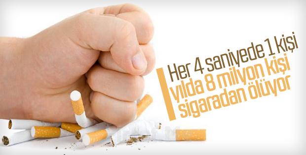 Sigaraya maruz kalanların kansere yakalanma riski yüzde 30