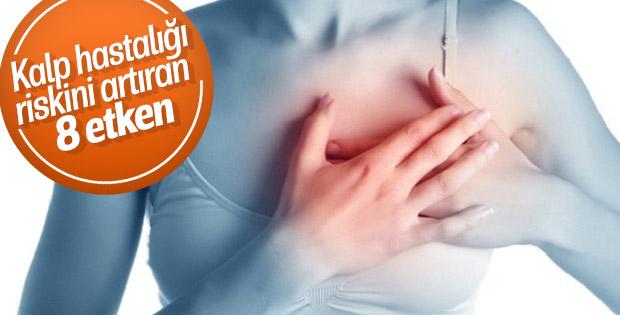 Türkiye'de kalp hastalıklarının payı artıyor