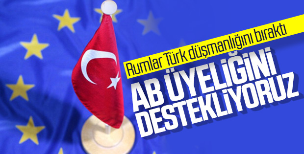 Rumların Türkiye tavrında değişim