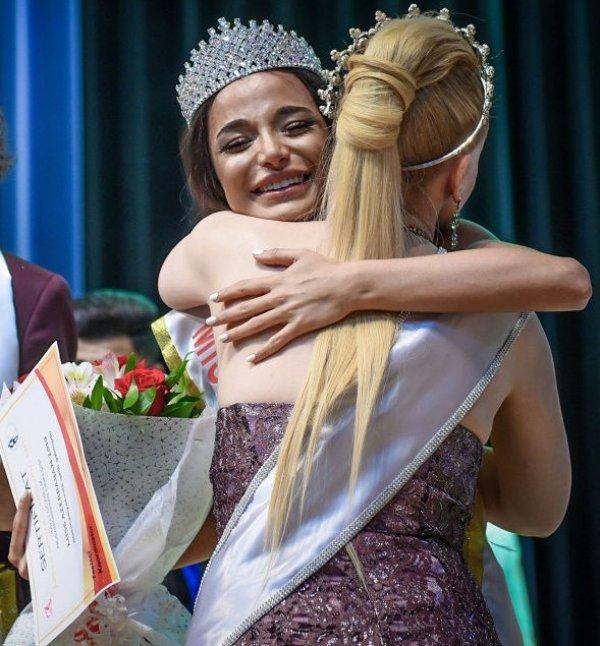 Bakü'de Miss Azerbaijan Yarışması