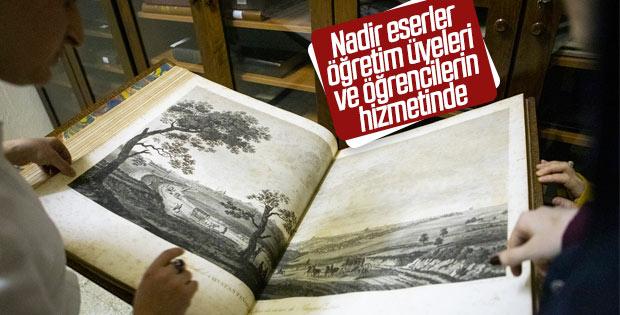Aptullah Kuran Kütüphanesi'ndeki saklı tarih