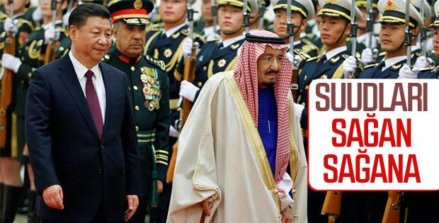 Amerikalılar Suudilere kızgın