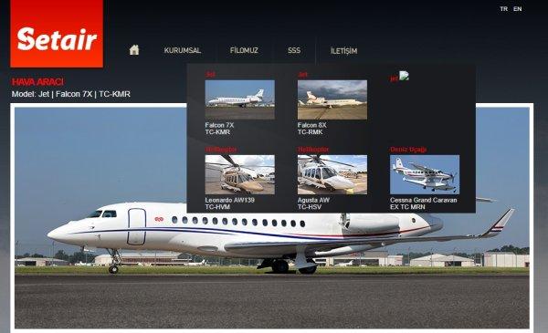 Koç Holding'den 'özel uçak' tartışmalarına açıklama