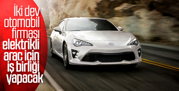 Toyota ve Subaru'dan yeni hamle