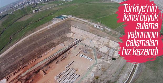 Silvan Tüneli'nin yapımına başlandı