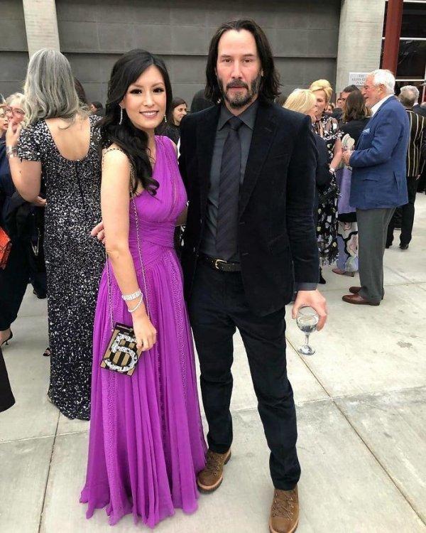 Keanu Reeves hayranlarına temas etmiyor