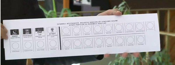 İBB seçim pusulası belli oldu