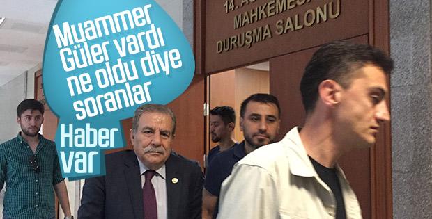 Hrant Dink davasında Muammer Güler ilk kez dinlendi