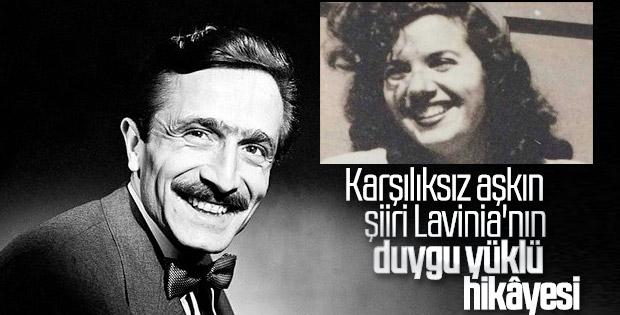 Özdemir Asaf şiiri Lavinia'nın hikâyesi