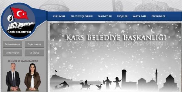 Kars Belediyesi logosunu değiştiriyor