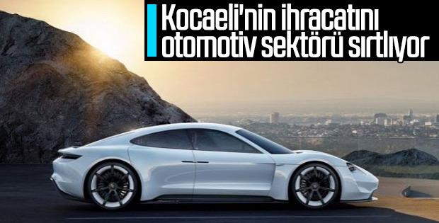 Kocaeli otomobil ihracatında rekor kırdı