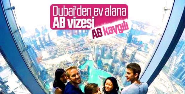Dubai'de villa alana AB'ye vizesiz girme hakkı