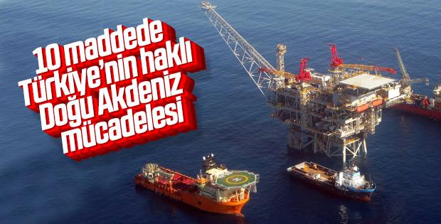 10 soruda Doğu Akdeniz'de enerji denklemi