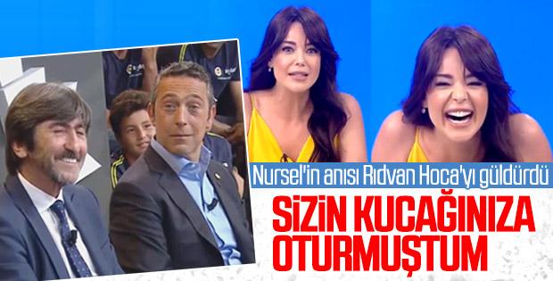 Nursel Ergin, Rıdvan Dilmen ile olan anısını anlattı