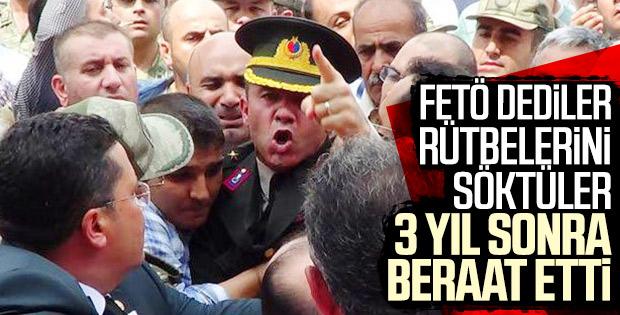 FETÖ'den yargılanan Mehmet Alkan beraat etti
