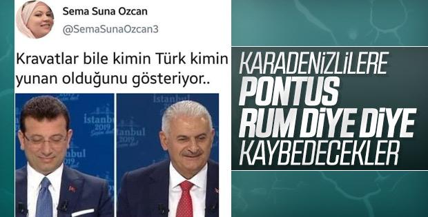 Sema Suna Özcan'ın canlı yayın paylaşımı