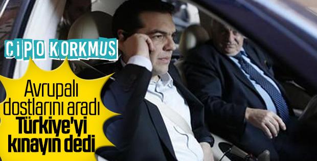 Çipras: Türkiye'nin yasa dışı faaliyetleri kınanmalı