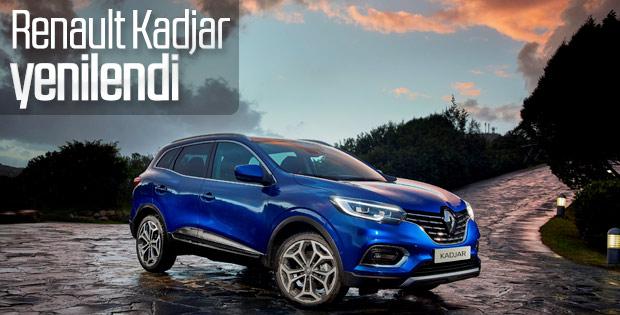 Yeni Renault Kadjar beğeniye sunuldu