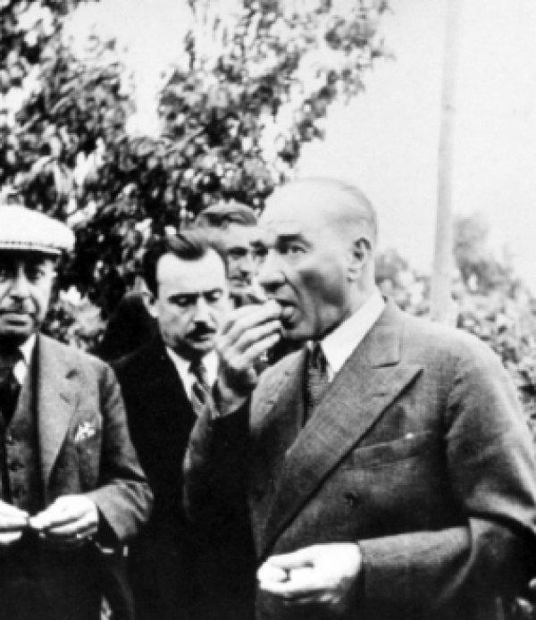 Atatürk portakalla ülkeyi değiştirdi - Körfez Olay Gazetesi - Mobil