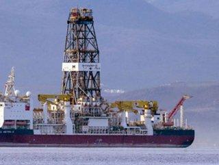 Yavuz sondaj gemisi yola çıkıyor #1