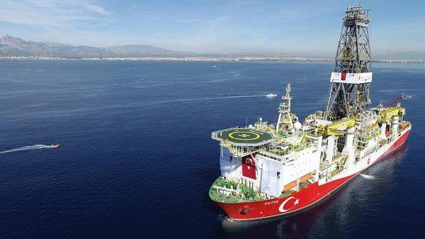 Yavuz sondaj gemisi yola çıkıyor
