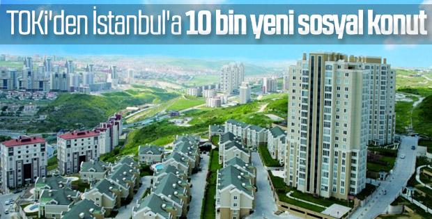 TOKİ'nin İstanbul hedefi
