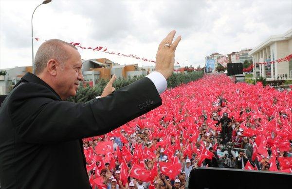 Erdoğan'dan seçimler öncesi Sisi benzetmesi