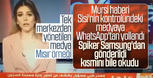Mısır'ın tek ses medyası
