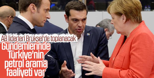 AB liderler zirvesinde Türkiye konuşulacak