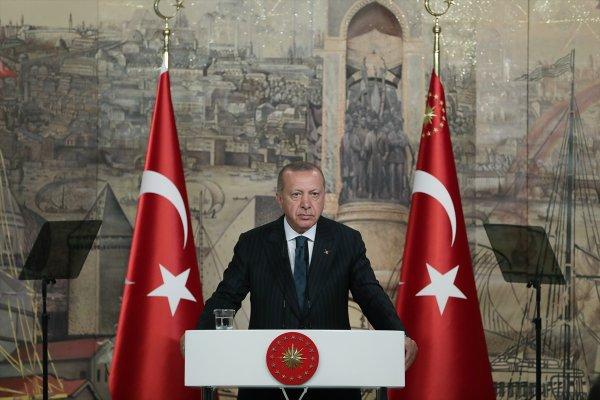 Erdoğan: S-400 teslimatı önümüzdeki ay başlayacak