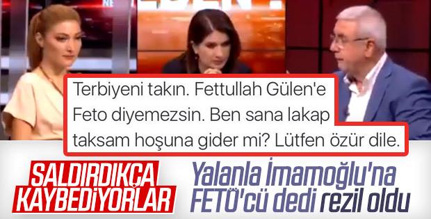 Mehmet Metiner'in Ekrem İmamoğlu gafı