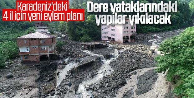 Karadeniz'de yeni eylem planı hazırlanıyor