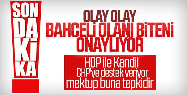 Bahçeli'den Öcalan'ın mektubuyla ilgili açıklama