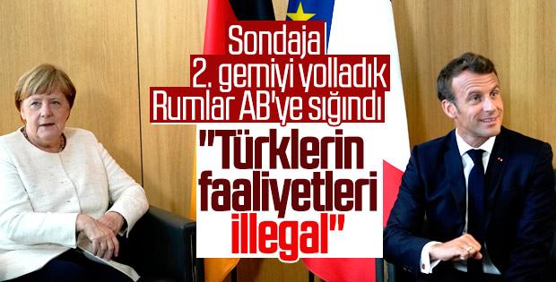 AB liderleri Türkiye'yi kınamaya kalktı