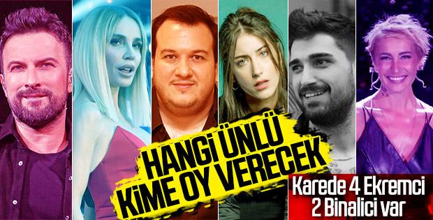 İstanbul seçiminde ünlülerin adayı