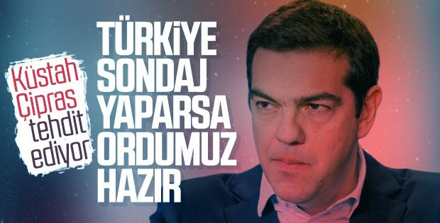Çipras'tan Türkiye'ye sondaj uyarısı