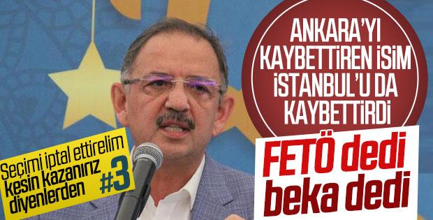İstanbul'u kaybettirenler arasında Mehmet Özhaseki de var