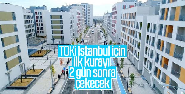 TOKİ İstanbul kuralarının çekilmesine az kaldı