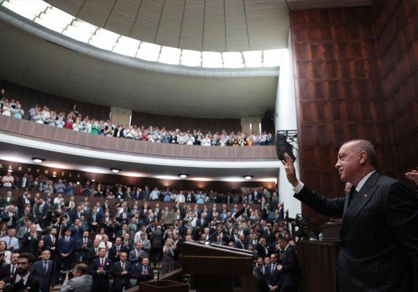 Cumhurbaşkanı Erdoğan'dan seçim sonuçları değerlendirmesi