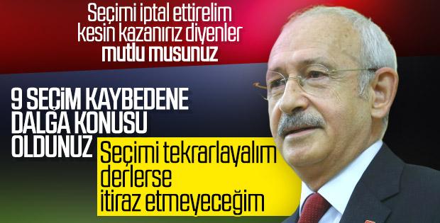 Kemal Kılıçdaroğlu: Mazbatayı verecekler