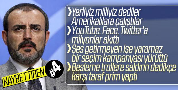 AK Parti'nin reklam kampanyası işe yaramadı