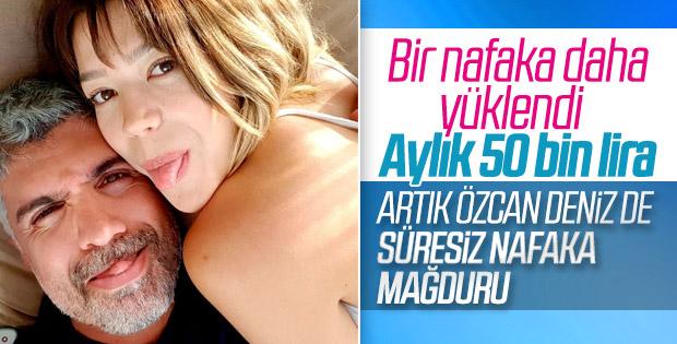 Özcan Deniz ve Feyza Aktan evliliğini sonlandırdı