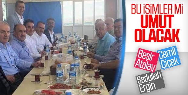 Ali Babacan yeni parti hazırlığında