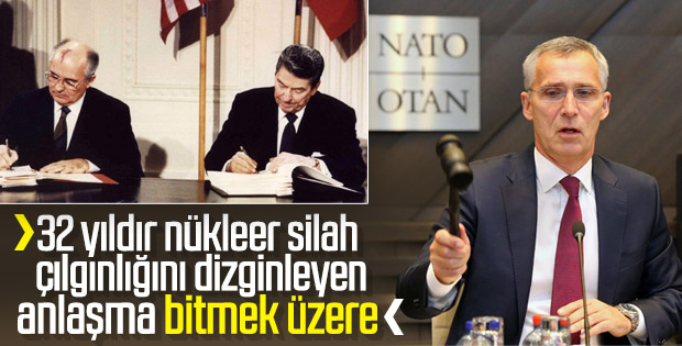 NATO'da Rusya'ya karşı nükleer silah tedbiri hazırlığı