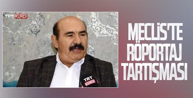 TBMM'de Osman Öcalan tartışması