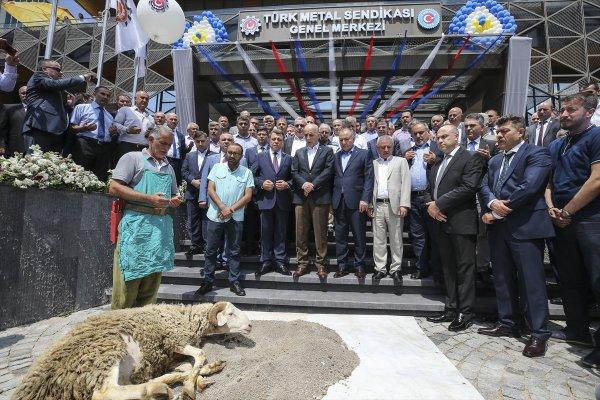 Türk Metal Sendikası'ndan yeni genel merkez