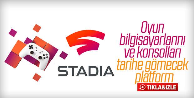 Google'ın yeni oyun bulut platformu Stadia hakkında tüm bilgiler