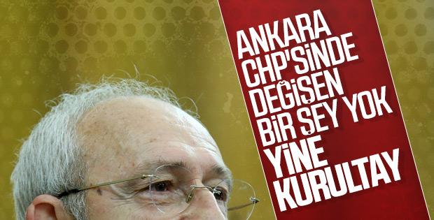 CHP'de gündem yine kurultay