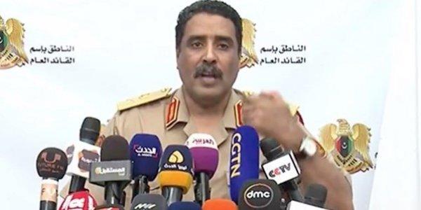 Libya'da Hafter'den Türkiye'ye tehdit dolu açıklama
