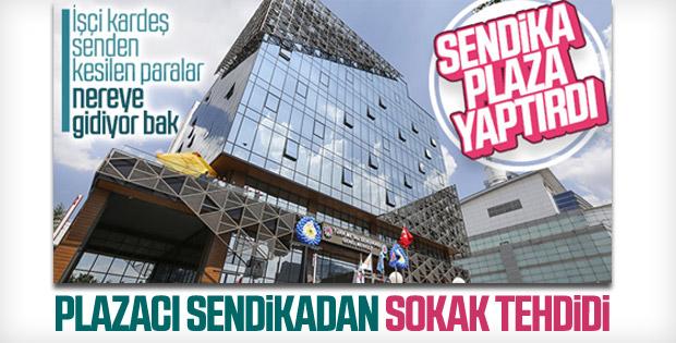Türk-İş Başkanı Atalay: Büyükşehirlerde miting yaparız